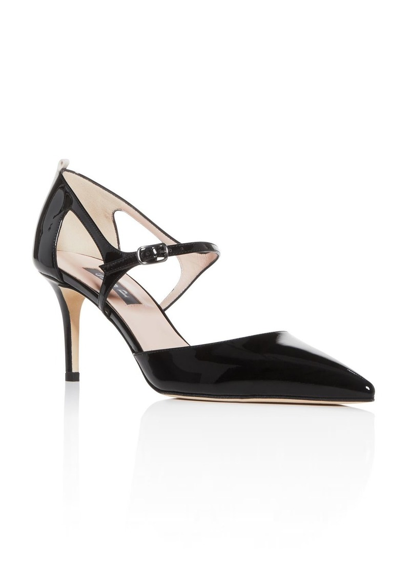 SJP by Sarah Jessica Parker Women's Phoebe High-Heel Pumps