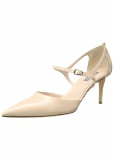 SJP by Sarah Jessica Parker Women's Phoebe Pointed Toe Mary Jane Pump  38 Medium EU ( US)