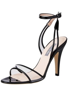 SJP by Sarah Jessica Parker Women's Queen Heeled Sandal  40.5 B EU (10 US)