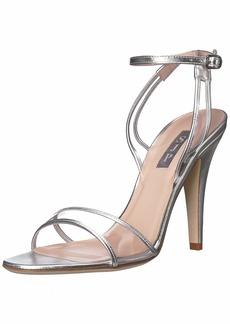 SJP by Sarah Jessica Parker Women's Queen Heeled Sandal  40.5 B EU (10 US)