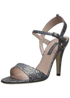 SJP by Sarah Jessica Parker Women's Ramsey Heeled Sandal scintillate 37 B EU ( US)