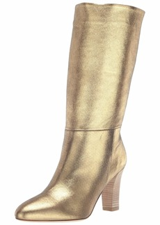 SJP by Sarah Jessica Parker Women's Reign Almond Toe Mid Calf Boot  3.5 M EU ( US)