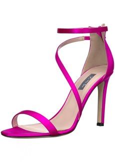 SJP by Sarah Jessica Parker Women's Serpentine Multi Strap Heel Sandal  3. B EU ( US)