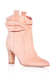 SJP by Sarah Jessica Parker Women's Sloan Suede High Heel Booties - 100% Exclusive