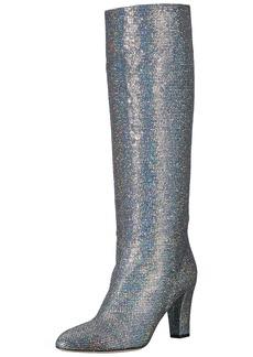 SJP by Sarah Jessica Parker Women's Studio Knee High Almond Toe Boot  40 B EU ( US)