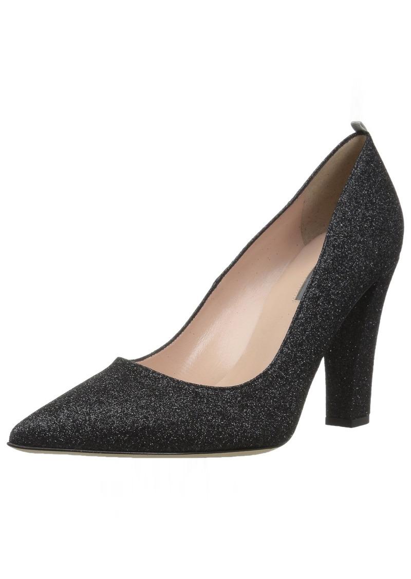 c34dd5c3cee by Sarah Jessica Parker Women s Timmons Pointed Toe Block Heel Pump 38.5 B  EU (8 US)