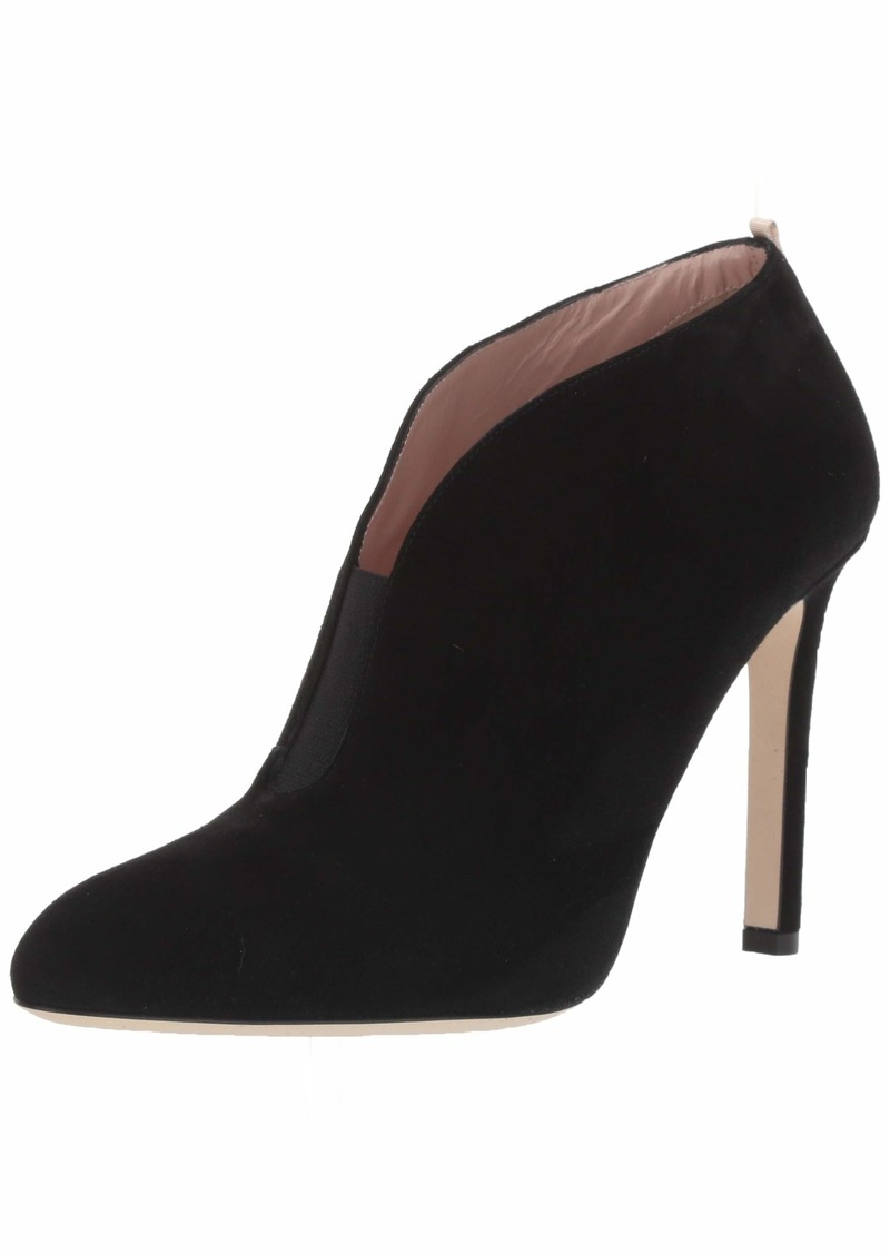 SJP by Sarah Jessica Parker Women's Trois Rounded Toe Ankle Boot  39 Medium EU ( US)