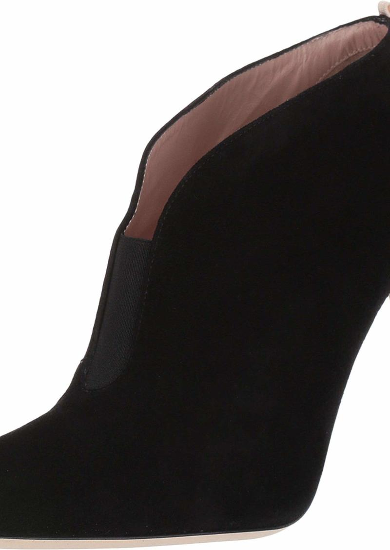 SJP by Sarah Jessica Parker Women's Trois Rounded Toe Ankle Boot  37.5 Medium EU (7 US)