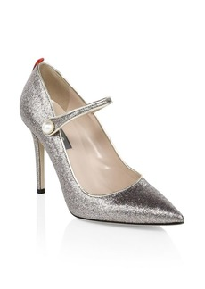 SJP Wellington Mary Jane Stiletto
