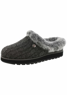BOBS from Skechers Women's Keepsakes Ice Angel Slipper   M US