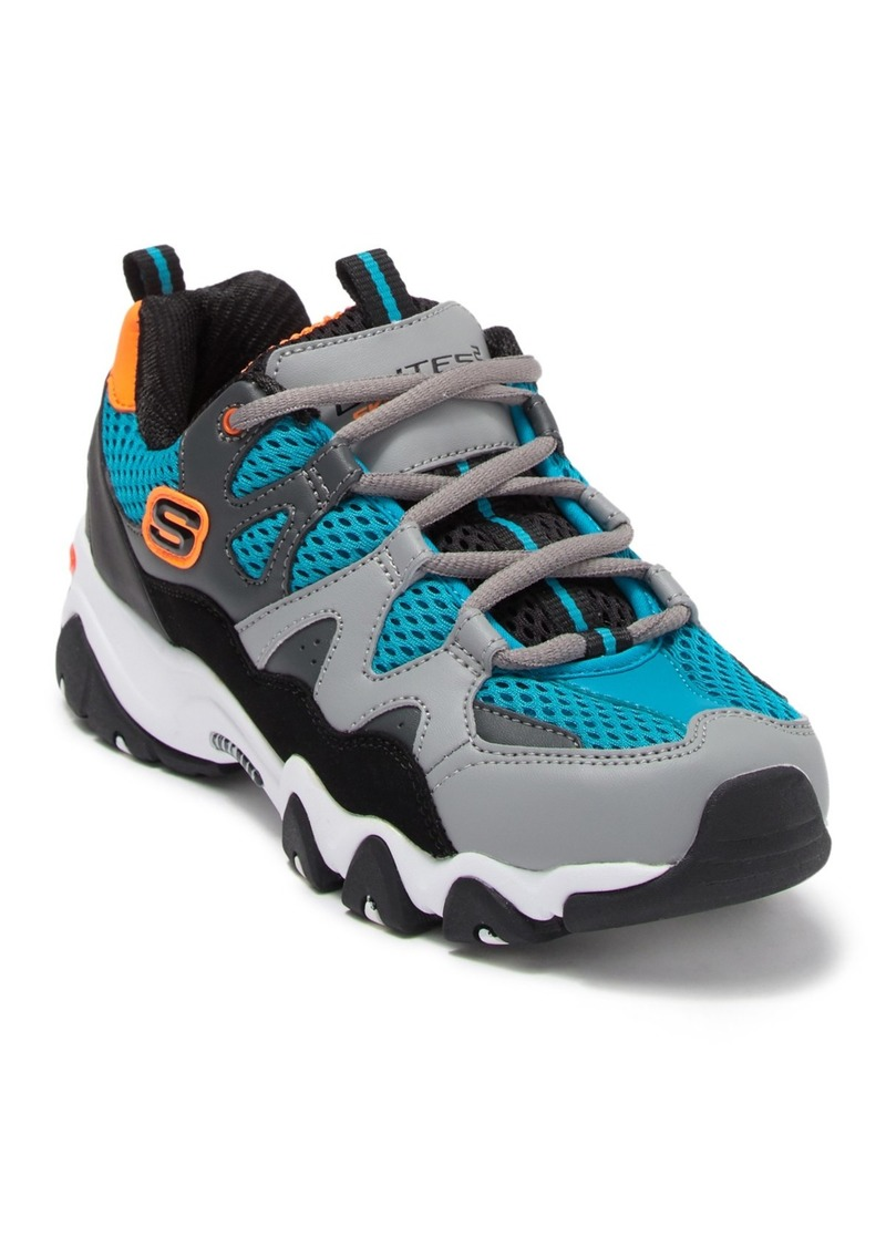 Skechers D'Lites 2.0 Tidal Waves Sneaker (Toddler, Little Kid & Big Kid)