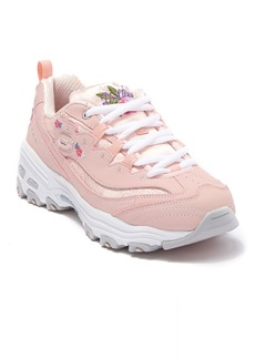 Skechers D'lites Bright Blossom Sneaker (Toddler, Little Kid, & Big Kid)