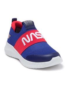 Skechers Elite Flex Retro Rocket NASA Sneaker