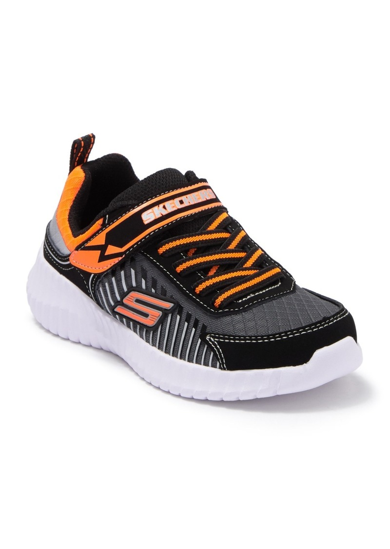 Skechers Elite Flex Spectropulse Sneaker (Toddler, Little Kid & Big Kid)