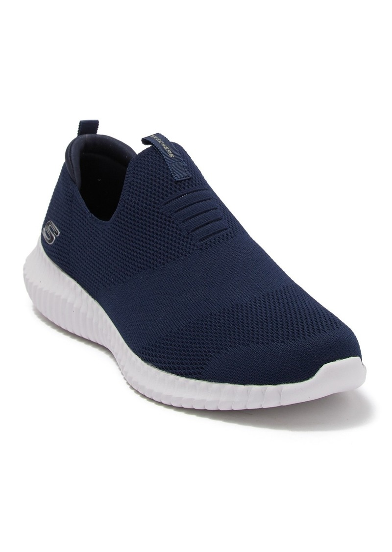 Skechers Elite Flex Wasik Slip On Shoe