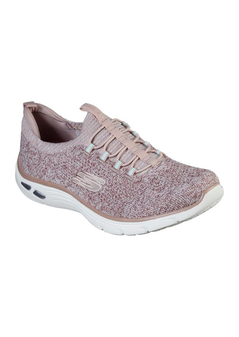 Skechers Empire D'Lux Knit Sneaker