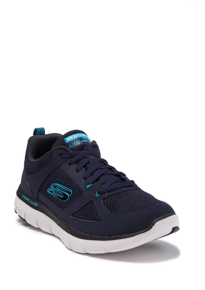 Skechers Flex Advantage 2.0 Lace-Up Sneaker