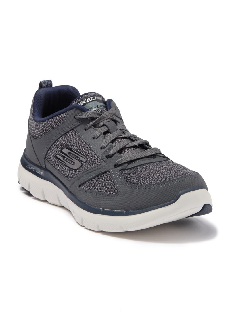 Skechers Flex Advantage 2.0 Lace-Up Sneaker