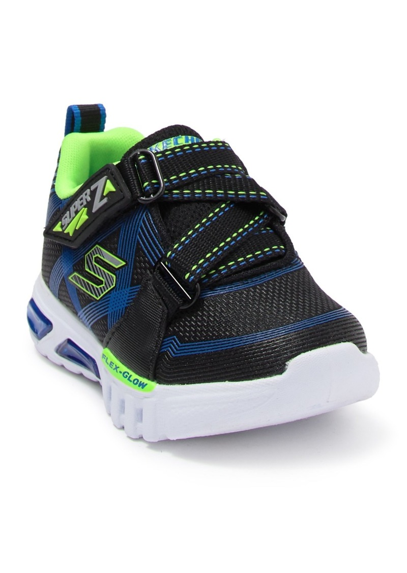 Skechers Flex-Glow Light-Up Sneaker (Toddler)