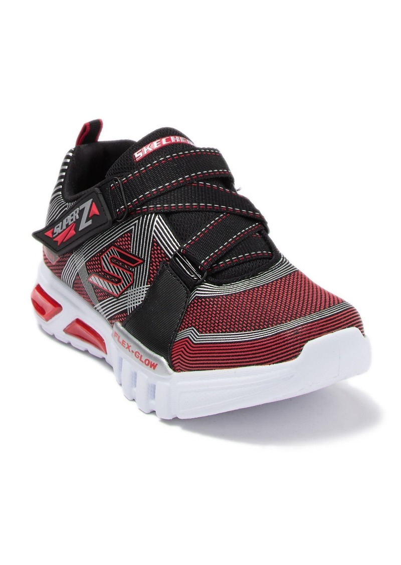 Skechers Flex Glow Parrox Sneaker (Toddler & Little Kid)