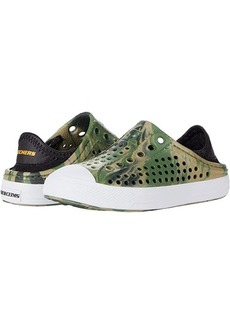 Skechers Foamies - Guzman Steps Camo 406455L (Little Kid/Big Kid)