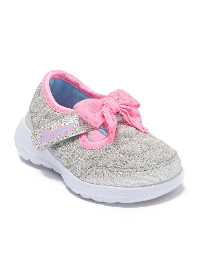 Skechers Go Walk Joy Doting Dots Sneaker (Baby & Toddler)