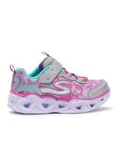 Skechers Heart Light Up Sneaker (Toddler)
