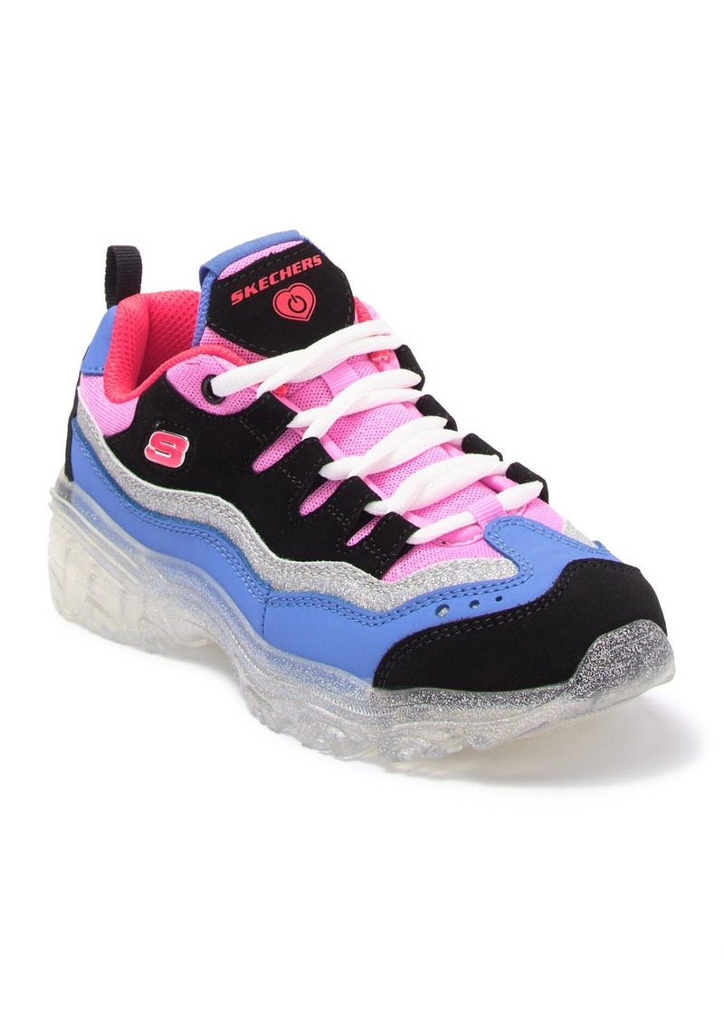 Skechers Ice D'Lites Light-Up Sneakers (Toddler, Little Kid & Big Kid)
