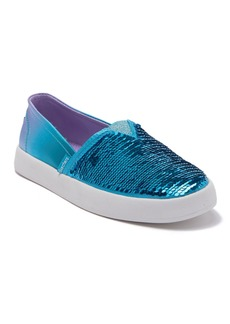 Skechers Lil Bobs Sequined Ombre Slip-On Sneaker (Toddler, Little Kid & Big Kid)