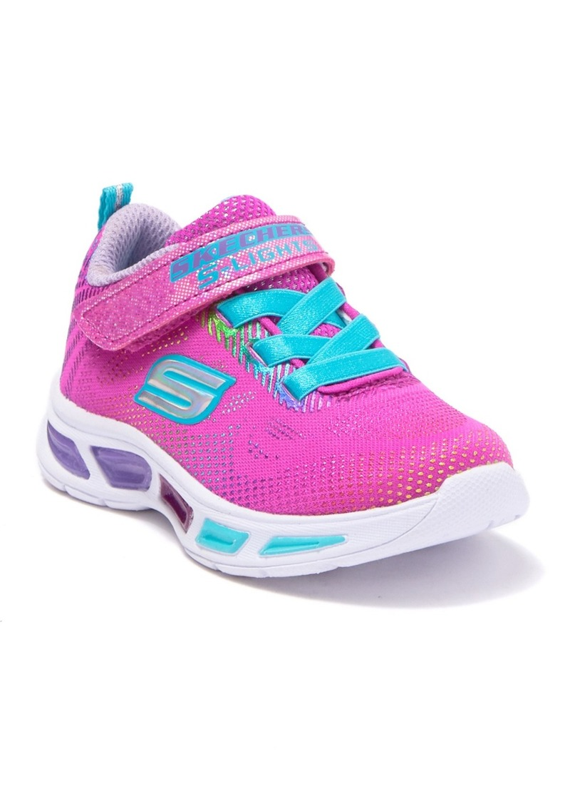 Skechers Litebeams GleamN'Dream Sneaker (Toddler)
