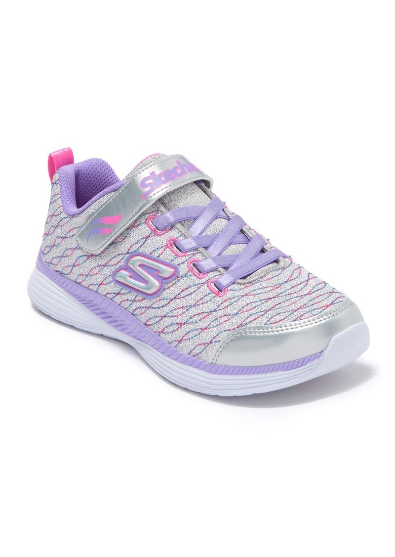 Skechers Move 'N Groove Sparkle Spinner Sneaker (Toddler, Little Kid & Big Kid)
