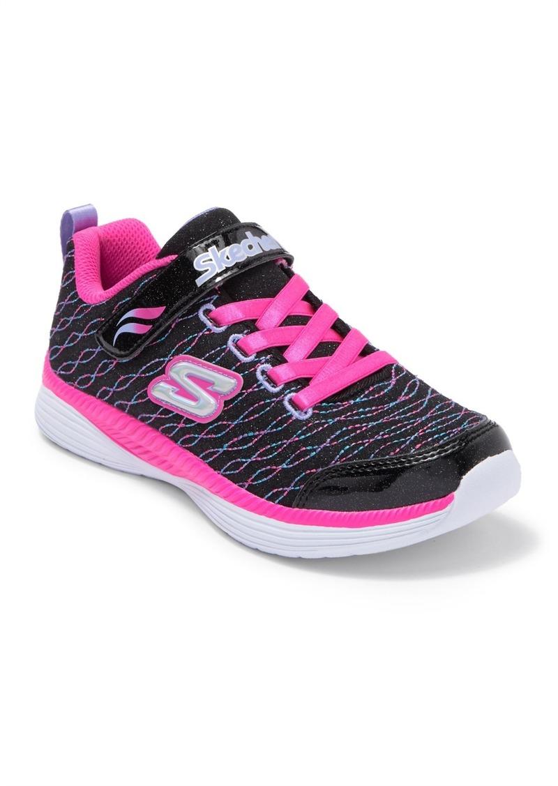 Skechers Move 'N Groove Sparkle Spinner Sneaker (Toddler, Little Kid & Big Kid)