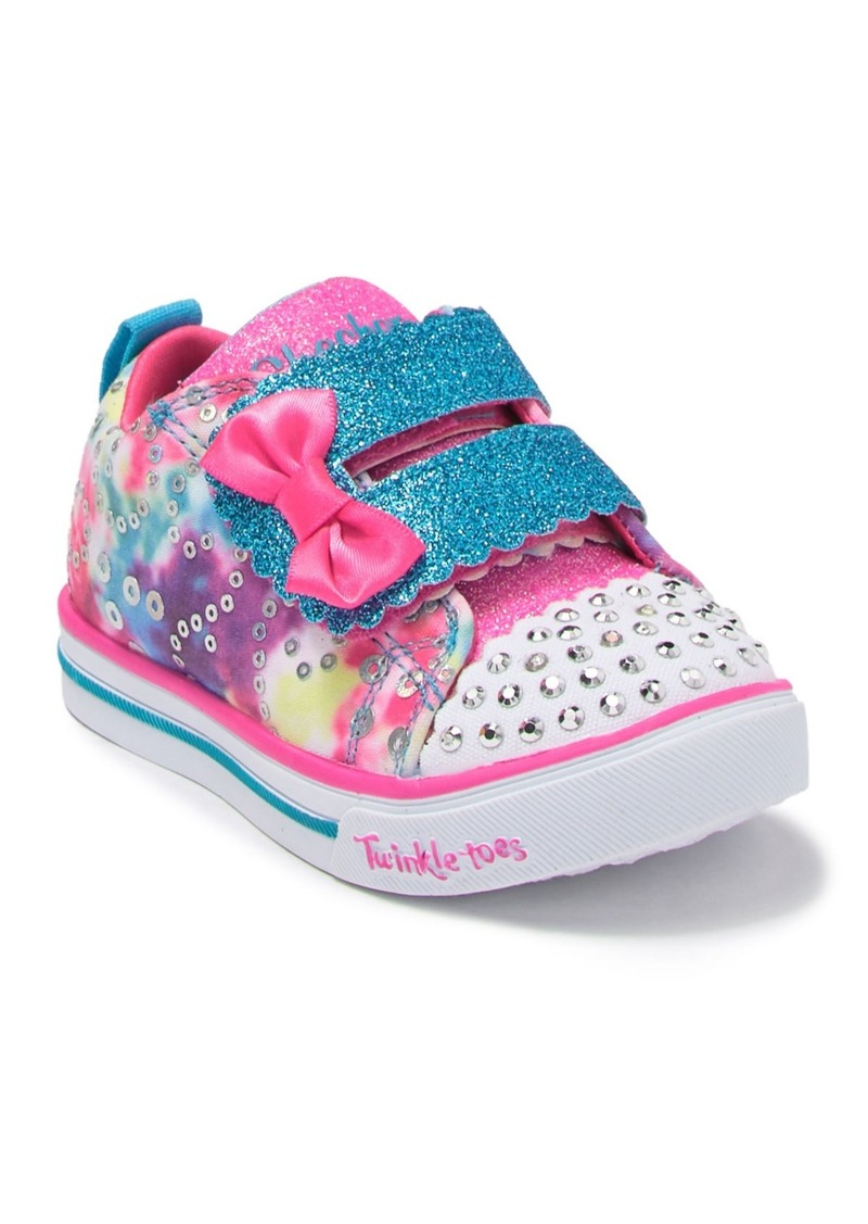 Skechers Rainbow Cuties Light Up Sneaker (Toddler)