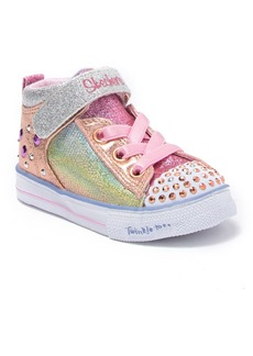 Skechers Shuffle Lite Lil Sparkle Gem Sneaker (Toddler)