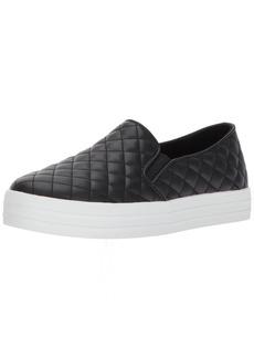 Skechers Skecher Street Women's Double up-Quilted Fashion Sneaker   M US