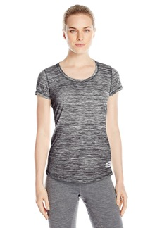 Skechers Active Women's Lightning Keyhole Tee  L