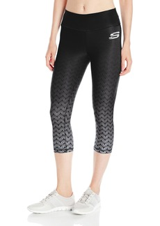 Skechers Active Women's Ombre Connect the Dots Capri Legging