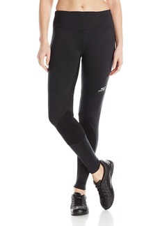Skechers Active Women's Reflective Tight With Mesh Inserts