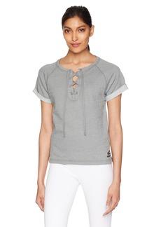 Skechers Active Women's Short Sleeve Sweatshirt  XS