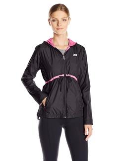 Skechers Active Women's Swift Breeze Lt Wt Running Hoodie Jacket  M