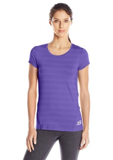 Skechers Active Women's Tonal Space Dye Performance Tee