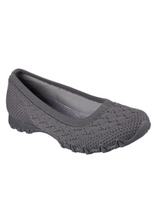 "Skechers ""Bikers"" Witty Knit Slip On Flats"
