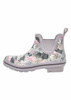 Skechers BOBS Women's 113381 Rain Boot GYMT