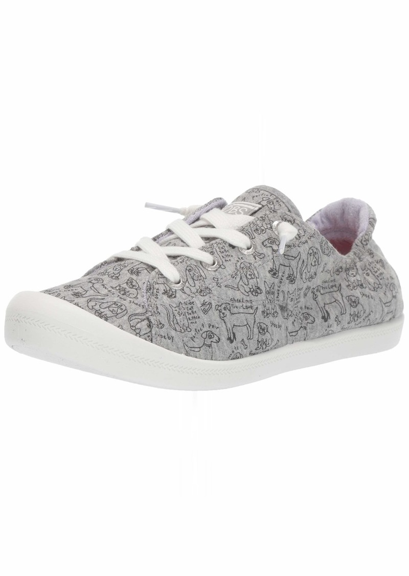 Skechers BOBS Women's Beach Bingo-Love Pups Sneaker