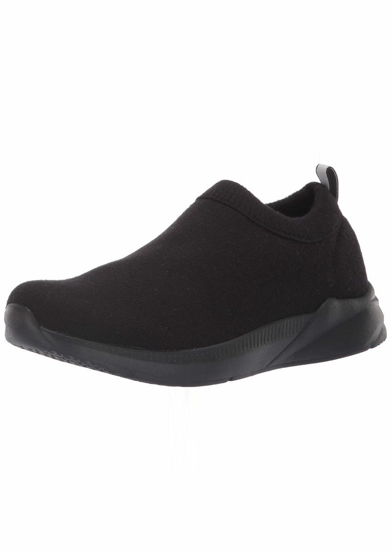 Skechers BOBS Women's Bobs Aria-Bobby sox fit Knit w Memory Foam Sneaker BBK  M US