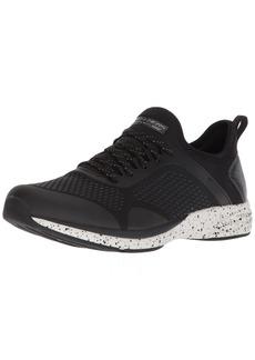 Skechers BOBS Women's Bobs Clique-Fierce Heart Sneaker   M US