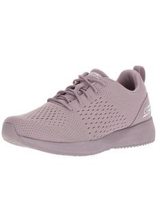 Skechers BOBS Women's Bobs Squad-Ultraviolet Sneaker lav  M US