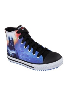 "Skechers® Boys' Star Wars™ ""Jagged"" Hightop Sneakers"