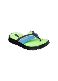 """Skechers® Boys' """"Wind Swell-Sand Diver"""" Flip Flop Sandals"""