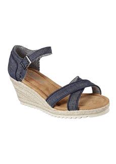 """Skechers® """"Cocoon"""" Wedge Sandals"""